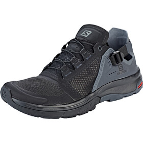Salomon Techamphibian 4 Shoes Damer, black/ebony/quiet shade
